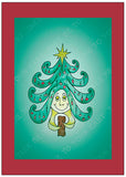 Sun-Imitating-Tree-Christmas-Fall-Winter-Holiday-Fare-T-Cards-by-Bad-Ballerinas-Gift-Enclosure-Border