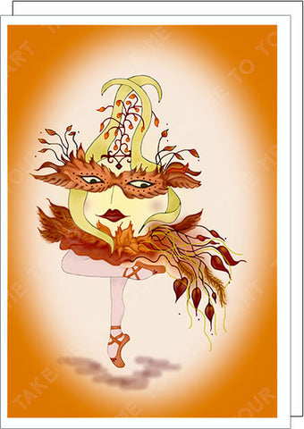 Sunbird-of-Fire-The-Sunerinas-Artisan-Greeting-Card-designed-by-T-Cards-by-Bad-Ballerinas-Classy