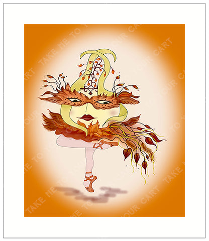 Sunbird-of-Fire-The-Sunerinas-Artisan-Greeting-Card-designed-by-T-Cards-by-Bad-Ballerinas-Gift-Enclosure