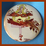 Sunbird-of-Fire-The-Sunerinas-Sunflections-Pocket-Mirrors-designed-by-T-Cards-by-Bad-Ballerinas