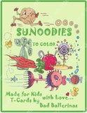 Sunoodies to Color