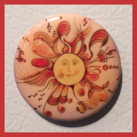 Sunshine-of-My-Love-Cling-Me-The-Magnetic-Rays-Magnet-Collection-The-Sunnies-Songs-and-Sayings-designed-by-T-Cards-by-Bad-Ballerinas