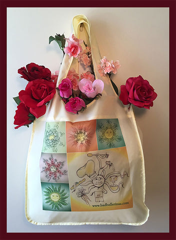 Epicurean-Roll-a-Bag-Bunch-o-Bags-Collection-Artisan-Gifts-designed-by-T-Cards-by-Bad-Ballerinas-with-Flowers
