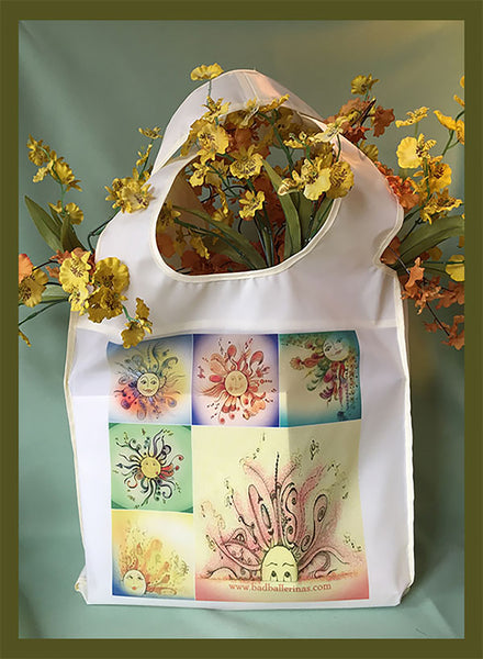 Sunnies-Roll-a-Bag-Bunch-o-Bags-Collection-Artisan-Gifts-designed-by-T-Cards-by-Bad-Ballerinas-with-flowers
