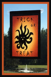 Trick-or-Treat-12x18-Garden-Window-Flag-Fly-Me-The-Sunny-Breezes-Decorative-Flags-Collection-from-T-Cards-by-Bad-Ballerinas-Halloween-Photo-Borders