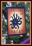 Trick-or-Treat-28x40-House-Flag-Fly-Me-The-Sunny-Breezes-Decorative-Flags-Collection-from-T-Cards-by-Bad-Ballerinas-Halloween-Photo-Borders