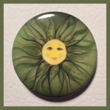 Wisps-Green-Cling-Me-The-Magnetic-Rays-Magnet-Collection-Classical-Notes-designed-by-T-Cards-by-Bad-Ballerinas