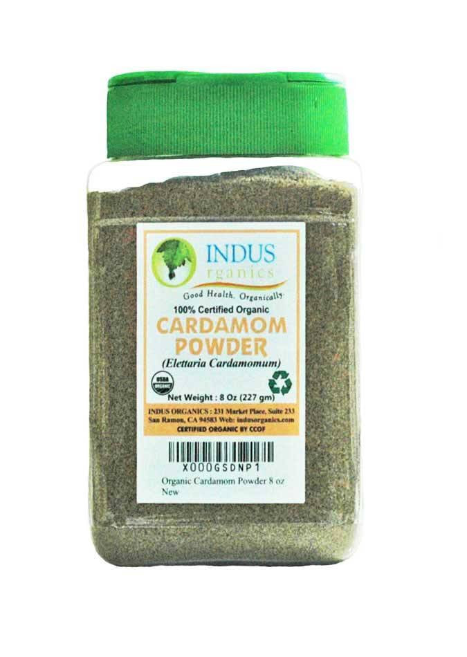 Cardamom_seeds_powder_8 Oz_Jar