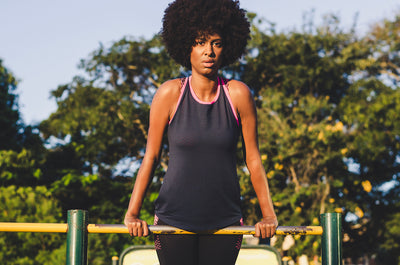 How a Naturalista Bounces Back From the Gym