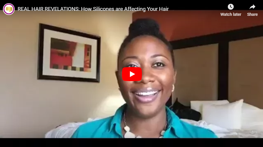 REAL HAIR REVELATIONS: How Silicones are Affecting Your Hair -- the Good, Bad and Ugly of it