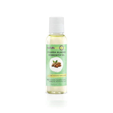 Spanish Almond Regrowth Oil