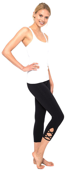 Barre 7/8 Legging // Dharma Bums