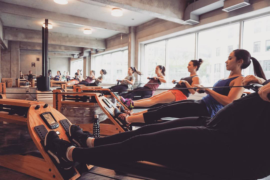 Hive Fit Co // Row Class // HemmVibes Blog