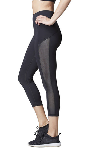 Michi Yoga & Activewear Stardust Crop Legging