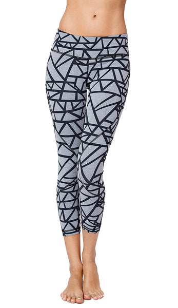 Vimmia Yoga & Activewear Lattice Wave Pant