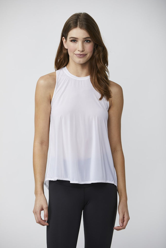 Barely There Tie Back Tank