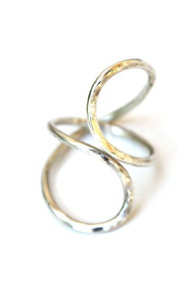 Continuous Infinity ring