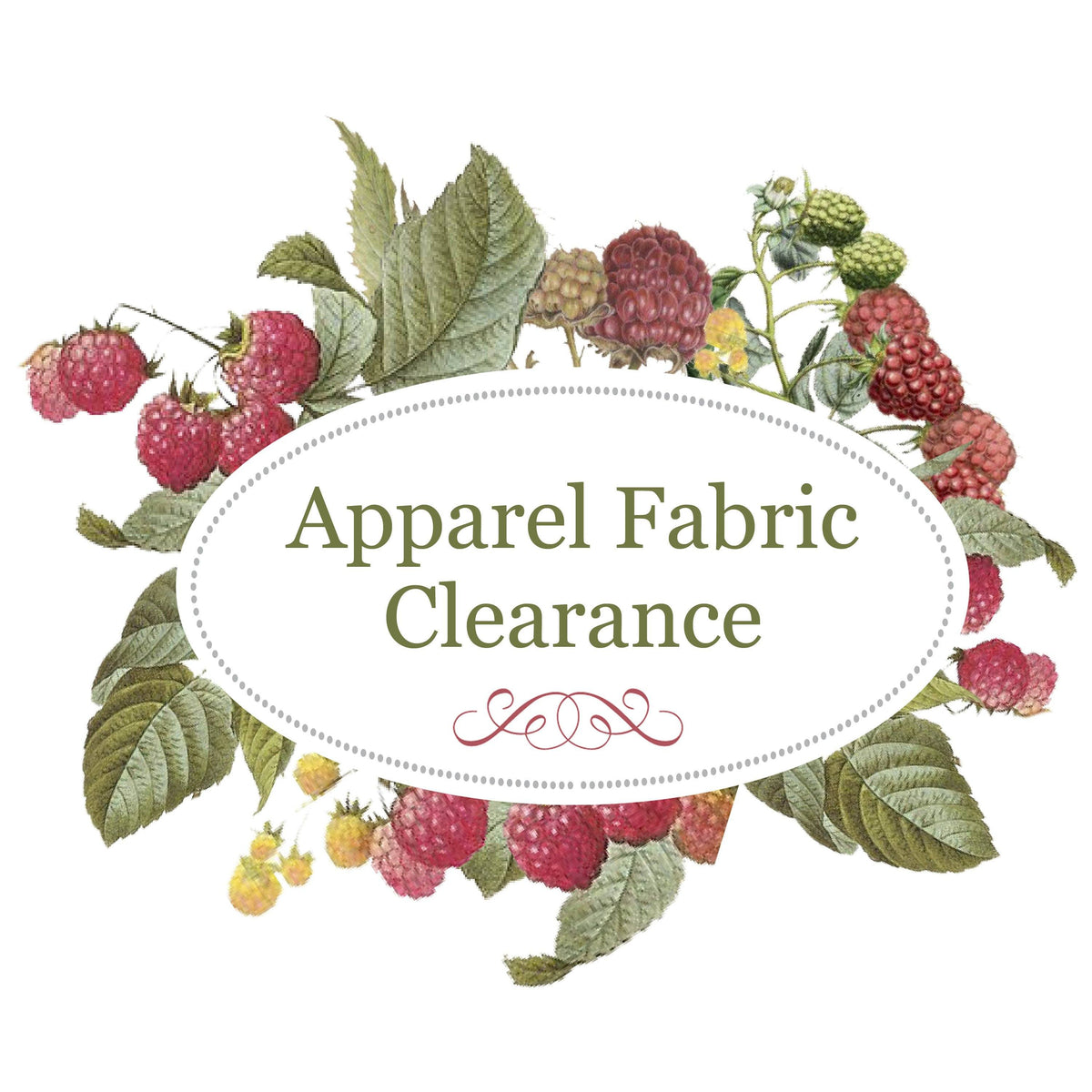 Apparel Fabric Clearance