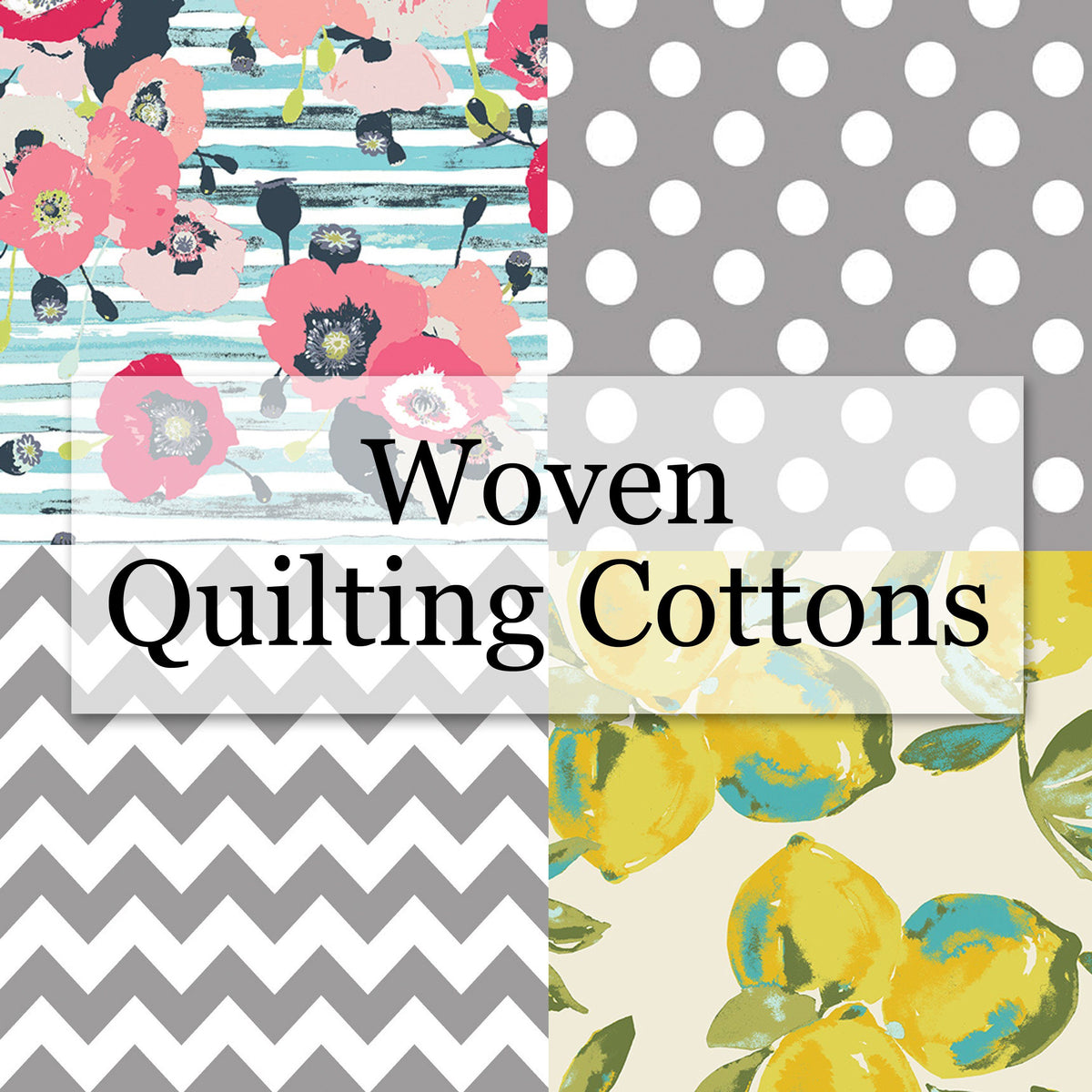 Woven Quilting Cottons