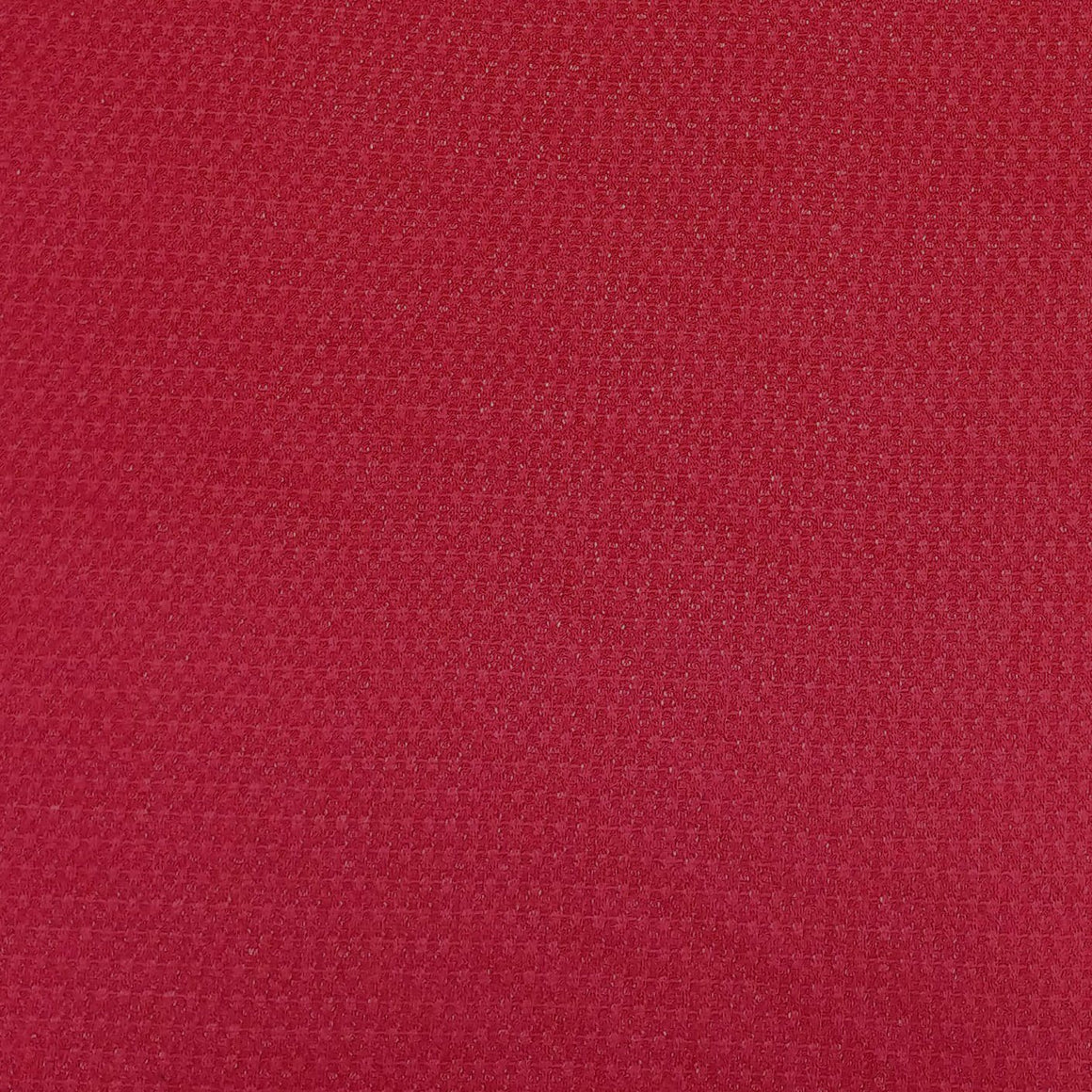 Solid Red ITY Poly Spandex Knit - Raspberry Creek Fabrics