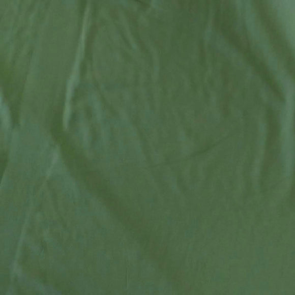 Solid Dusty Olive Green 4 Way Stretch MATTE SWIM Knit Fabric - Raspberry Creek Fabrics