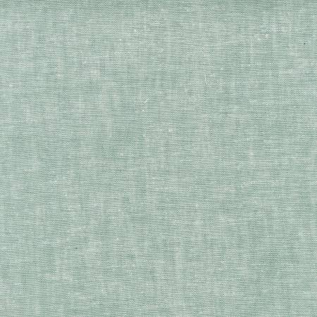 Sage Green Washable Yarn Dyed Rayon Linen, Brussels Washer Linen Collection By Robert Kaufman, 1 Yard