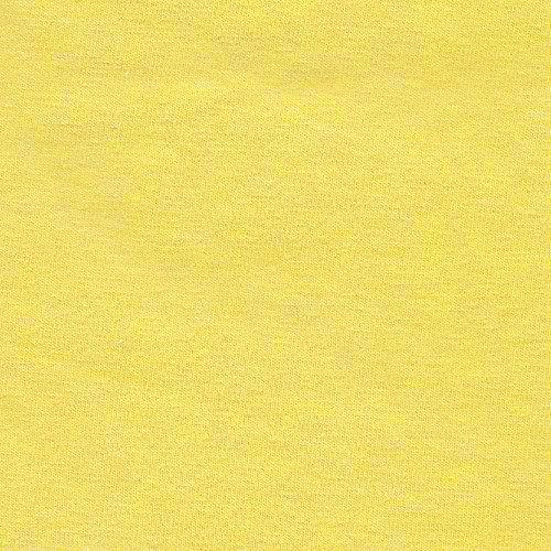 Banana Yellow Modal Spandex Jersey Knit Fabric Raspberry Creek Fabrics