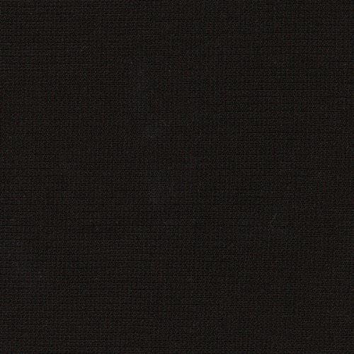 Black Ponte De Roma Knit Fabric, 1 yard