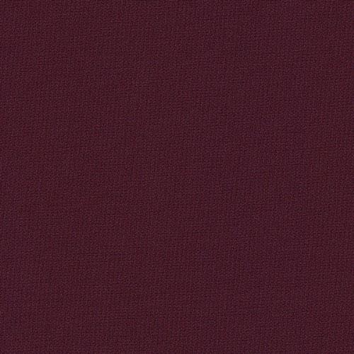 Solid Burgundy Rayon Challis - Raspberry Creek Fabrics