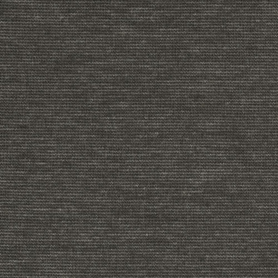 Two Tone Charcoal Grey Ponte De Roma Knit Fabric - Raspberry Creek Fabrics