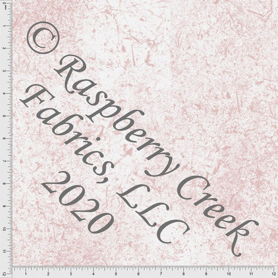 Dusty Pink Broken Glass Look, Textures for Club Fabrics - Raspberry Creek Fabrics