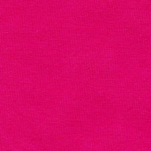 Bright Fuchsia Pink Modal Spandex Jersey Knit Fabric, 1 Yard - Raspberry Creek Fabrics