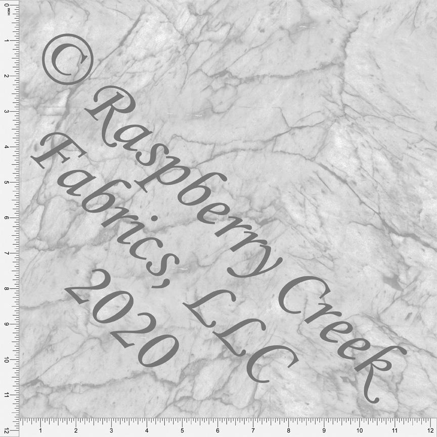 Tonal Grey Marble Look, Textures for Club Fabrics - Raspberry Creek Fabrics