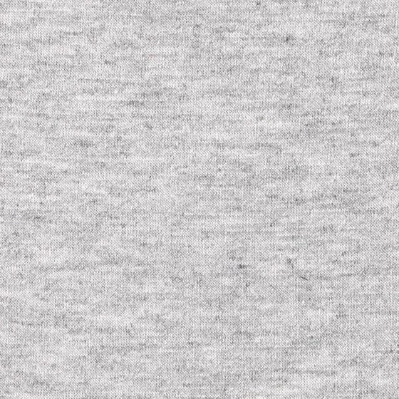 Heather Grey Modal Spandex Jersey Knit Fabric, 1 Yard - Raspberry Creek Fabrics