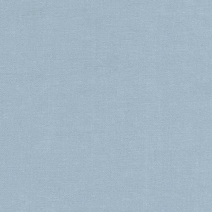 Bleach Indigo Wash Medium Weight Chambray, House of Denim Collection by Robert Kaufman, 1 Yard