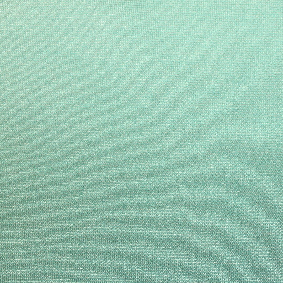 Seafoam Ponte De Roma Knit Fabric - Raspberry Creek Fabrics