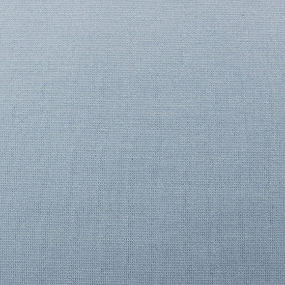 Dusty Blue Ponte De Roma Knit Fabric, 1 yard