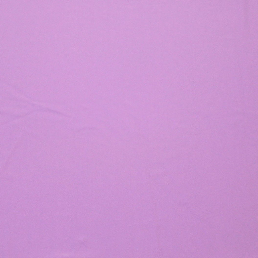 Solid Deep Lilac Purple 4 Way Stretch MATTE SWIM Knit Fabric