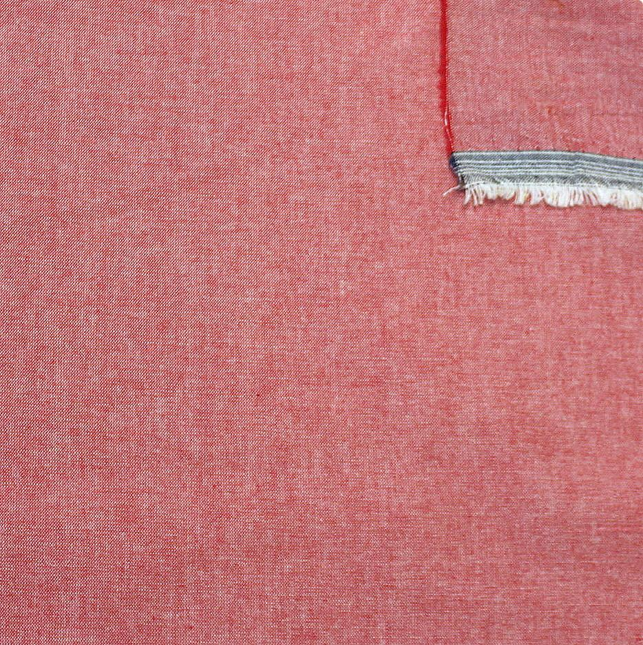Red Light to Medium Weight Chambray - Raspberry Creek Fabrics