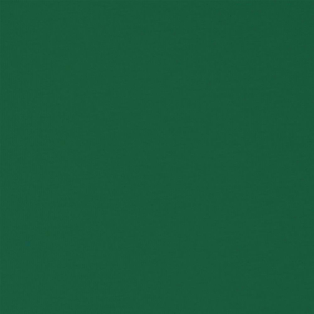 Solid Kelly Green Rayon Challis, 1 Yard