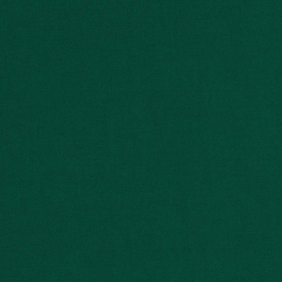 Solid Hunter Green Rayon Challis - Raspberry Creek Fabrics