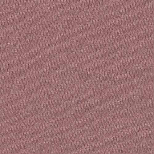 Deep Mauve Modal Spandex Jersey Knit Fabric, 1 Yard - Raspberry Creek Fabrics
