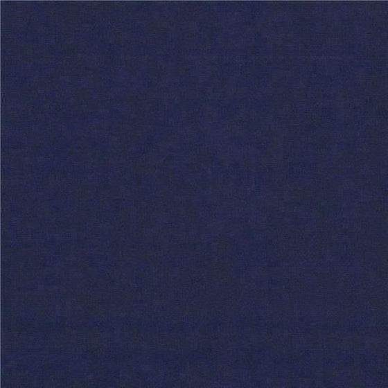 Solid Deep Navy Blue Sueded Microfiber Woven Board Short Fabric - Raspberry Creek Fabrics