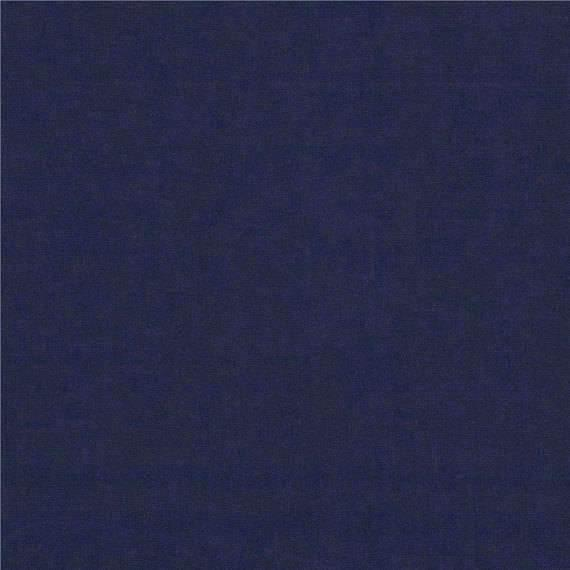Solid Navy Blue Sueded Microfiber Woven Board Short Fabric, 1 Yard