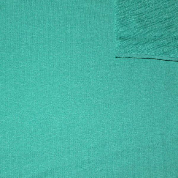 Solid Seafoam 4 Way Stretch French Terry Knit Fabric With Spandex - Raspberry Creek Fabrics Knit Fabric