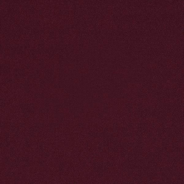 Solid Burgundy Double Brushed Poly Spandex Knit, 1 Yard - Raspberry Creek Fabrics