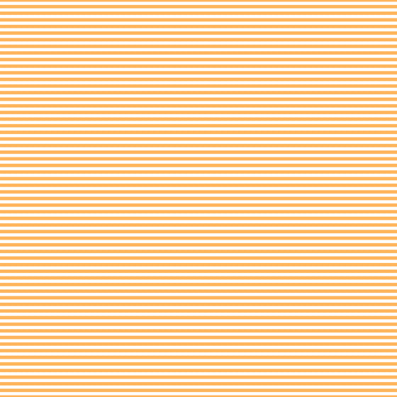 Tangerine Orange and White Micro Stripe Print 4 Way Stretch MATTE SWIM Knit Fabric, By Kimberly Henrie for Club Fabrics - Raspberry Creek Fabrics