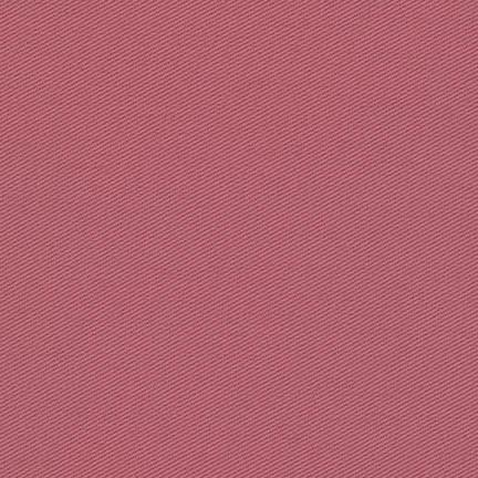 Mauve Berry Medium Weight Twill, Ventana Twill Collection by Robert Kaufman, 1 Yard - Raspberry Creek Fabrics