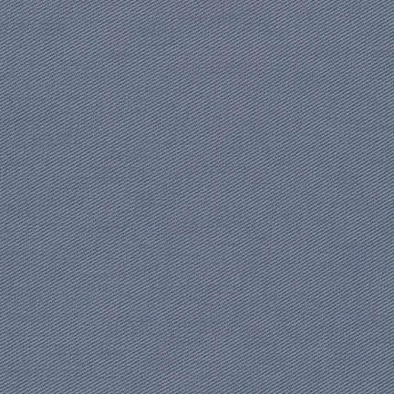 Ash Grey Medium Weight Twill, Ventana Twill Collection by Robert Kaufman, 1 Yard - Raspberry Creek Fabrics