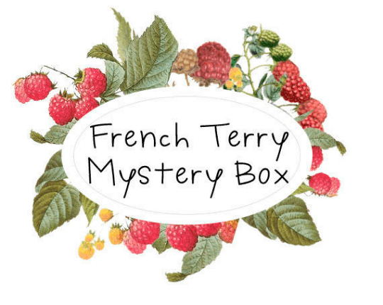 Solid Color French Terry Mystery Box - Raspberry Creek Fabrics